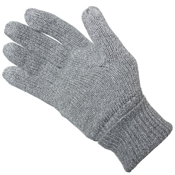 Superdry Grey Grit Orange Label Gloves 3WG M9310003A