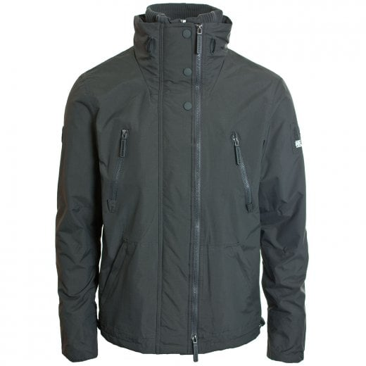 Superdry Polar Wind Attacker Jacket Deep Forest/Black