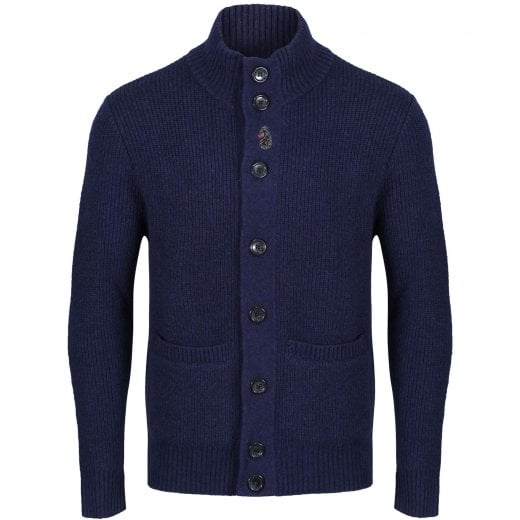 Luke 1977 Miltray Cardigan Navy