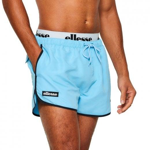 Light Blue ellesse Nasello Swim Shorts