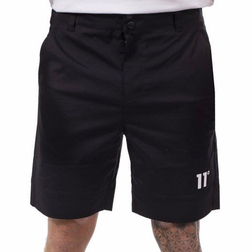 11 Degrees Elite Tech Shorts Black