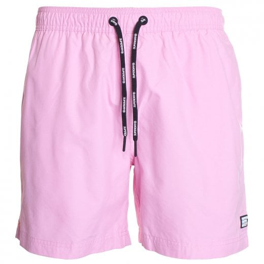 Superdry Surplus Swim Shorts Prep Pink