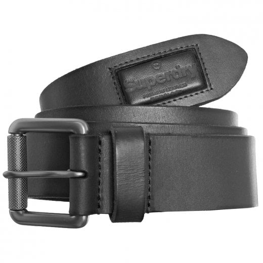 Superdry Badgeman Belt Black