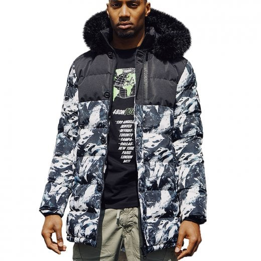 4Bidden Raid Jacket White Mountain