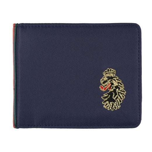 Luke 1977 Orton Nylon Wallet Navy