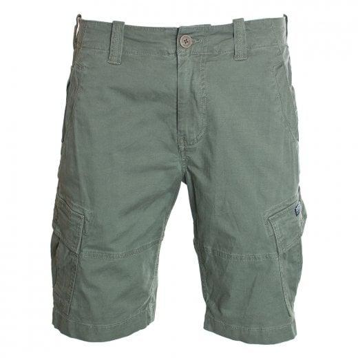 Superdry Core Cargo Shorts Draft Olive