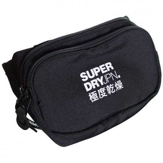 Superdry Small Bum Bag Black