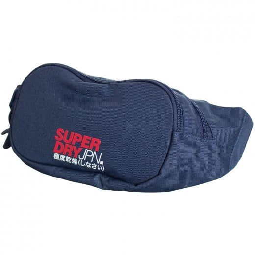 Superdry Montauk Small Bumbag Navy