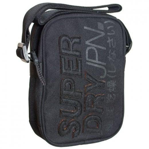 Superdry Montauk Side Bag Black