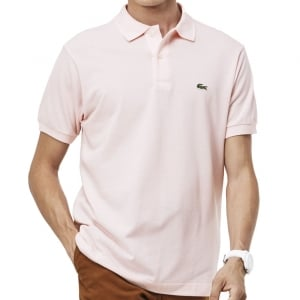 Lacoste L1212 Polo Flamingo