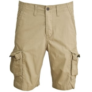 Jack & Jones Jack and Jones Preston Cargo Shorts Chinchilla