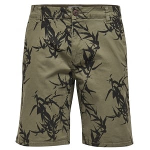 Only & Sons Hjalte Shorts Kalamata