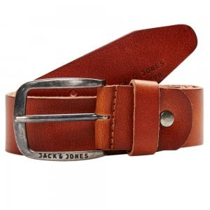 Jack & Jones Paul Belt Mocha Bisque