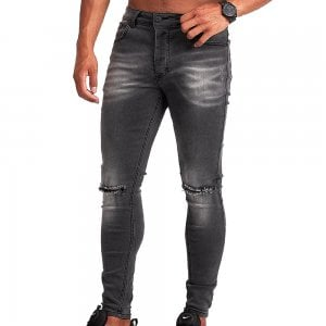 Kings Will Dream Sorollo Jeans Grey