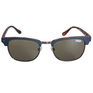 Superdry SDR Leo Sunglasses Navy/Tort