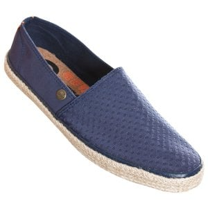 Superdry Adam Espadrilles Dark Navy Airtex