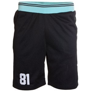 11 Degrees Basketball Shorts Black