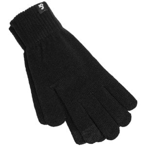 Jack & Jones Barry Knitted Gloves Black