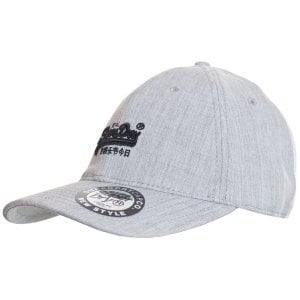 Superdry Orange Label Cap Grey Marl