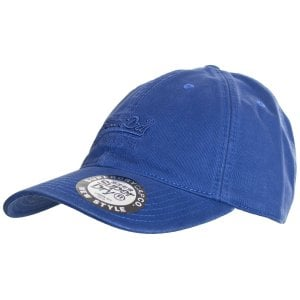 Superdry Orange Label Cap Vivid Cobalt
