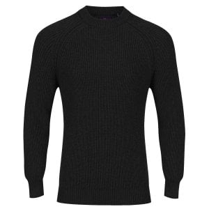 Luke 1977 Plated Knitwear Black