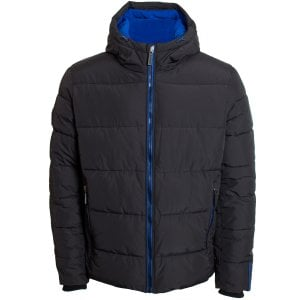 Superdry Sports Puffer Jacket Black