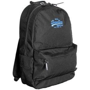 Superdry Vintage Logo Montana Backpack Black