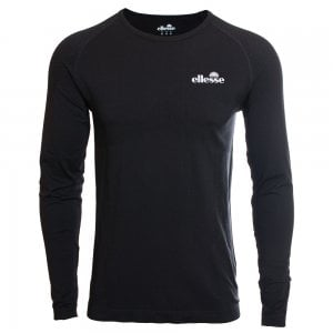 Ellesse Norto L/S T-Shirt Anthracite