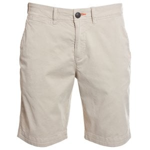 Superdry International Slim Chino Lite Shorts Sand