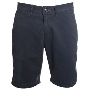 Superdry International Slim Chino Lite Shorts Midnight