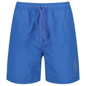 Luke 1977 Fuse Swim Shorts Cobalt