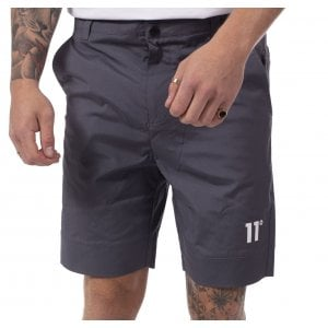 11 Degrees Elite Tech Shorts Charcoal