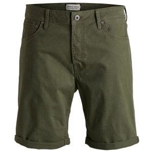 Jack & Jones Jack & Jones Rick Denim Shorts Olive Night