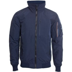 Superdry Moody Light Bomber Jacket True Navy