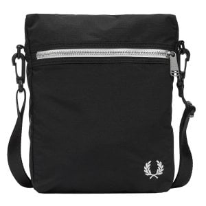 Fred Perry L6222 Side Bag Black