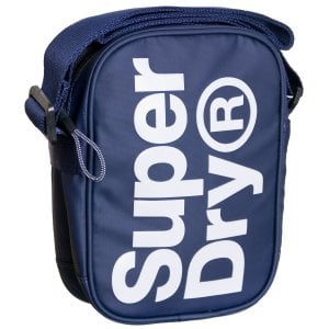 Superdry Side Bag Navy