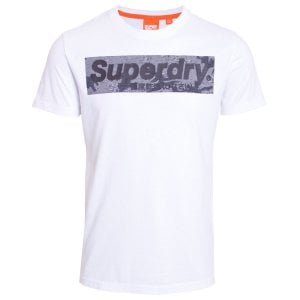 Superdry Camo International Infill T-Shirt Optic