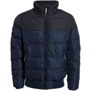Superdry Track Sports Puffer Eclipse Navy