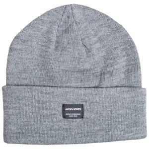 Jack & Jones Jack & Jones DNA Beanie Grey Melange