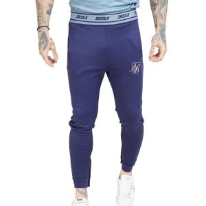 SikSilk Agility Track Pants Urban Blue