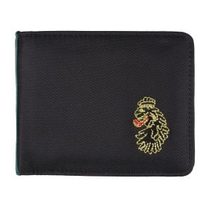 Luke 1977 Orton Nylon Wallet Black
