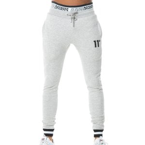 11 Degrees Apollo Skinny Joggers Tornado Marl