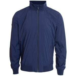 Superdry Lightweight Harrington Jacket Rich Navy