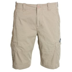 Superdry Core Cargo Shorts Dress Beige