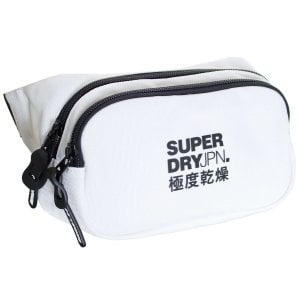 Superdry Small Bum Bag White
