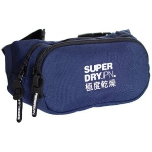 Superdry Small Bum Bag Downhill Blue
