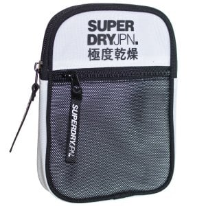 Superdry Sport Pouch White