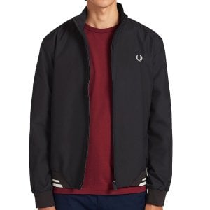 Fred Perry J100 Brentham Jacket Navy