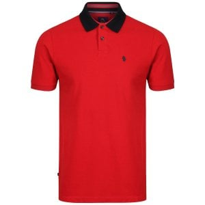 Luke 1977 Bonham Polo Tech Red