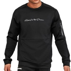 Kings Will Dream Avell Itlk Sweatshirt Black